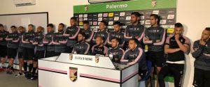 "Palermo in Serie C, i giocatori in conferenza stampa. Nestorovski: ""Noi derubati"""