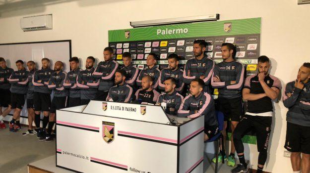 conferenza stampa Palermo, Palermo penalizzazione, Palermo serie C, Palermo, Calcio