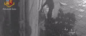 Banda spaccavetrine a Palermo, un arresto: riconosciuto perchè zoppicava