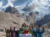 I protagonisti della spedizione Makalu Climate Climb (fonte: Carina Ahlqvist)
