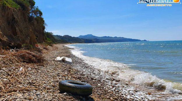 mareamico, Spiaggia di Zingarello, wwf, Agrigento, Cronaca