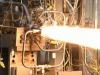 Test della prima canera di combustione di un razzo stampata in 3D (fonte: Virgin Orbit, NASA)