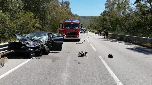 incidente, Enna, Cronaca