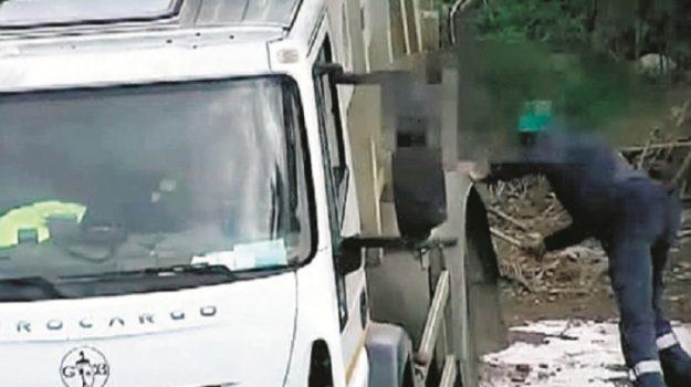 Alcamo, traffico illecito rifiuti, Trapani, Cronaca