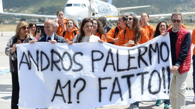 AndrosBasket, promozione, Fabio Giambrone, Palermo, Sport