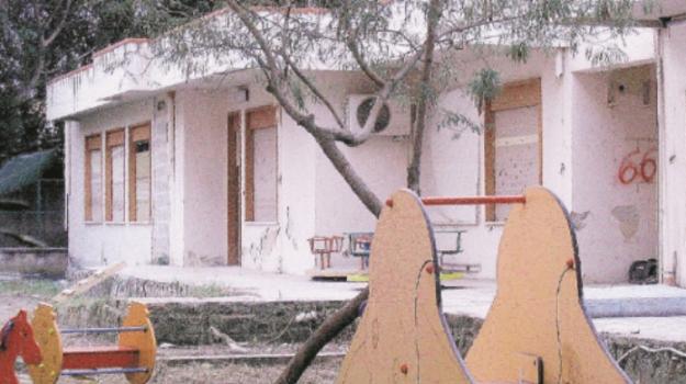 abusivismo, Asilo La Mimosa, pallavicino, Palermo, Cronaca