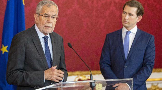 Austria, elezioni, Sebastian Kurz, Sicilia, Mondo