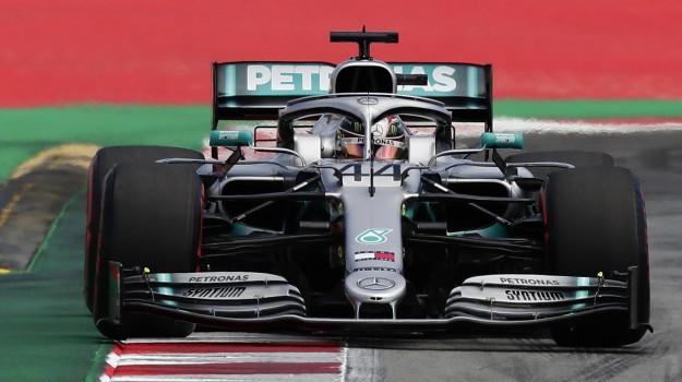 formula uno, Gp Spagna, Sebastian Vettel, Sicilia, Sport