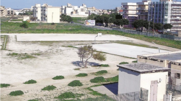 Campo Bianco di Erice, marsala, Rione San Giuliano, Trapani, Economia