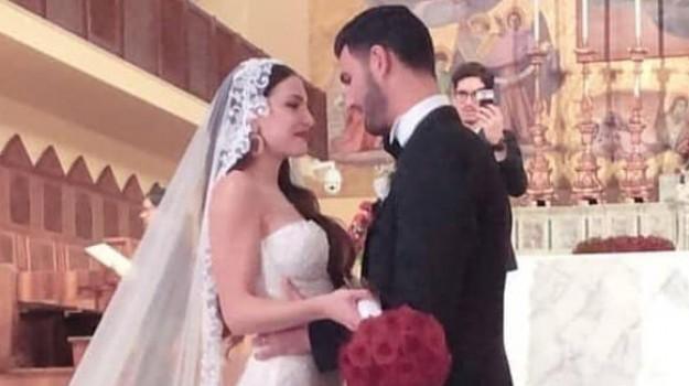 abito da sposa, haters, Clarissa Marchese, Federico Gregucci, Agrigento, Società