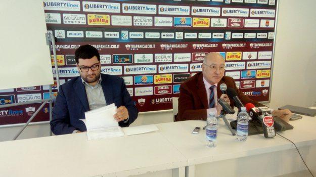 Calcio, serie b, Maurizio De Simone, Trapani, Calcio