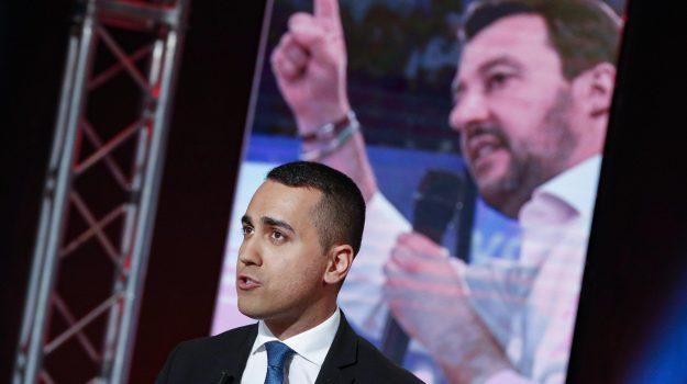 governo, Luigi Di Maio, Matteo Salvini, Paolo Arata, Sicilia, Politica