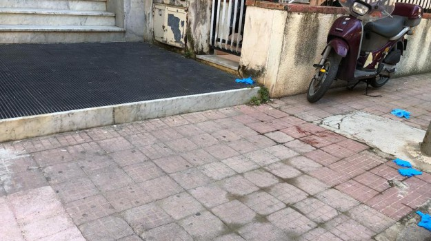 donna morta, via Settembrini, Palermo, Cronaca