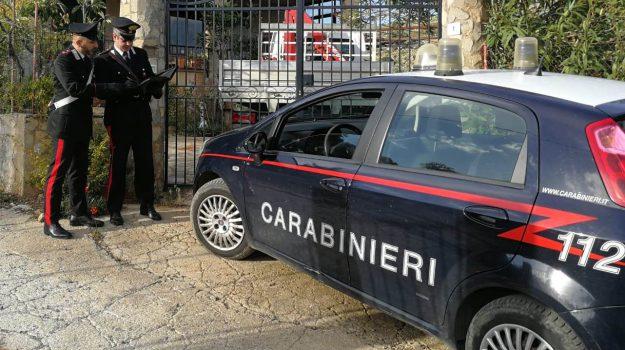 area confiscata, belmonte mezzagno, furto, Palermo, Cronaca