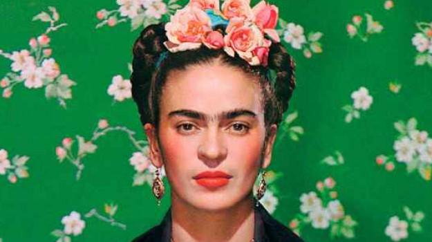 Frida Kahlo - I colori dell'anima, mostra a palermo, Frida Kahlo, Leo Matiz, Palermo, Cultura