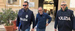 Francesco Barberi, uno dei funzionari arrestati