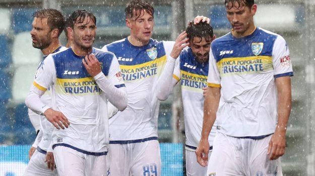Calcio, Frosinone, SERIE A, Sicilia, Calcio