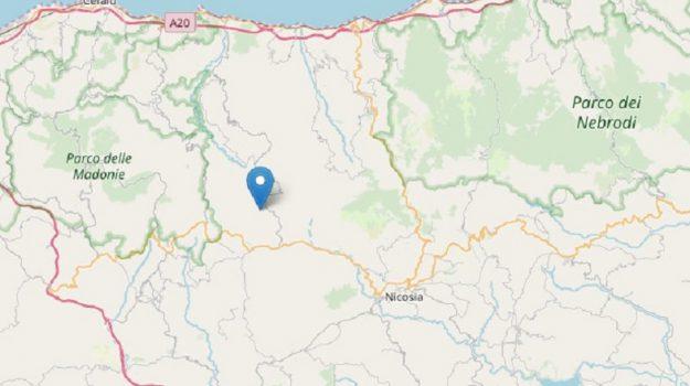 Gangi, sisma, terremoto, Palermo, Cronaca