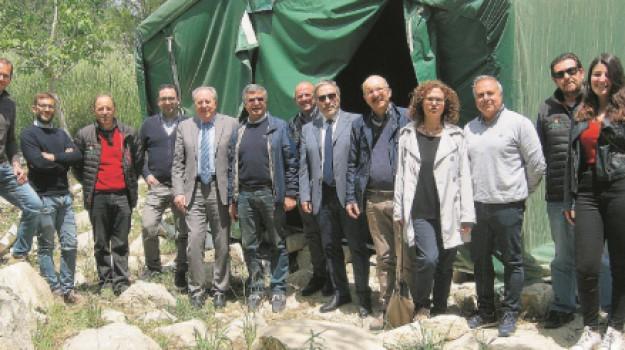 giarratana, Ipogeo di Calaforno, Calogero Rizzuto, Ragusa, Cultura