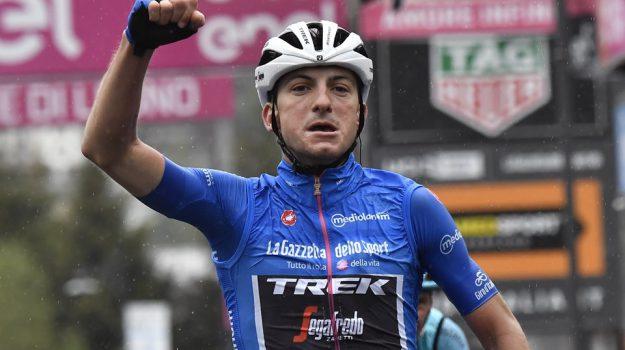 ciclismo, giro d'italia, Giulio Ciccone, Sicilia, Sport
