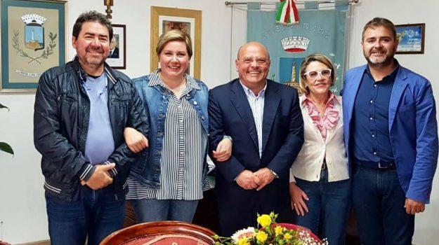 san vito lo capo, Antonino Ciulla, Giuseppe Piraino, Silvia Campo, Trapani, Politica