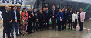 """Nuovi autobus interpista per l'aeroporto di Palermo, Giambrone: """"Così miglioriamo i servizi"""""""