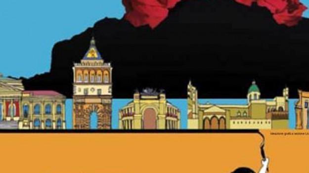 la scuola adotta la città, largo Katia Piazza, Katia Piazza, Palermo, Società