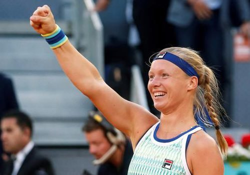 ladies open, Tennis, Kiki Bertens, Palermo, Sport