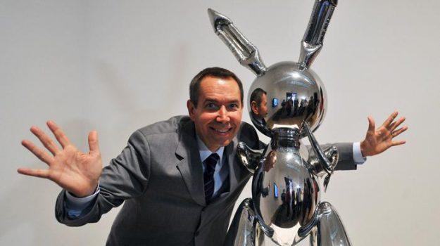 coniglio asta, Rabbit, Jeff Koons, Sicilia, Cultura