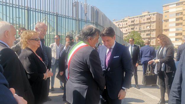 23 maggio 1992, antimafia, strage di capaci, Giovanni Falcone, Leoluca Orlando, Matteo Salvini, Palermo, Politica
