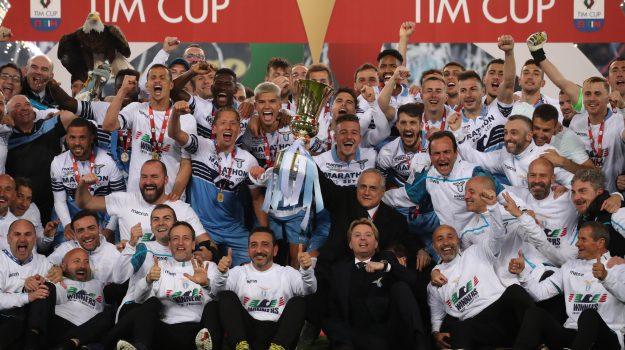 atalanta, coppa italia, lazio, Simone Inzaghi, Sicilia, Calcio
