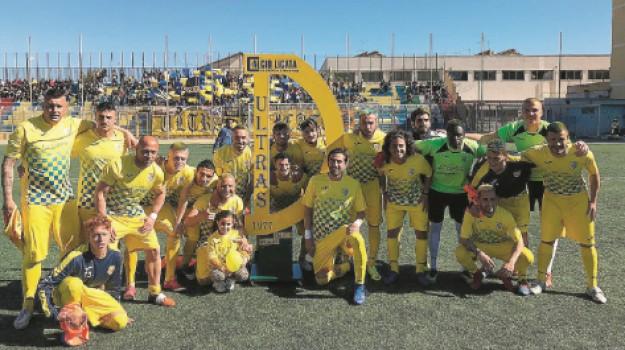licata, serie D, Danilo Scimonelli, Agrigento, Calcio