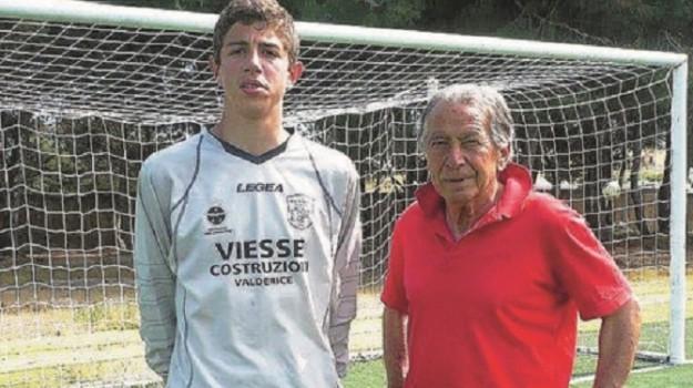 portiere Trapani, under 20, Leonardo Loria, Trapani, Calcio