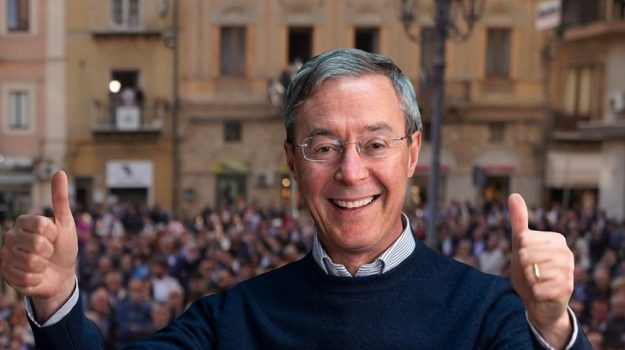 comunali, Giuseppe Spata, Lucio Greco, Caltanissetta, Politica