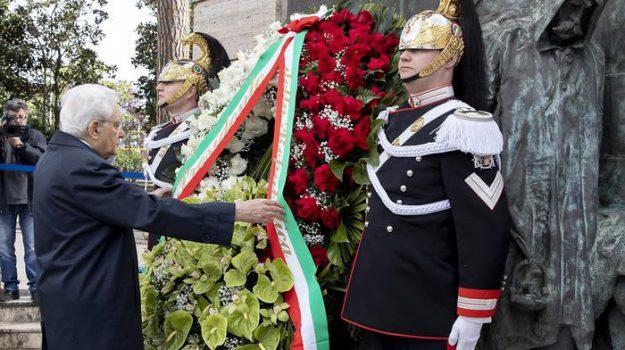 1° maggio, LAVORO, Sergio Mattarella, Sicilia, Politica