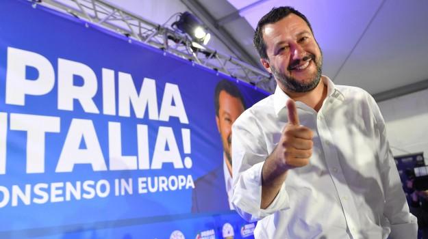 elezioni europee, Lega, m5s, Parlamento europeo, pd, Giuseppe Conte, Luigi Di Maio, Matteo Salvini, Sicilia, Politica