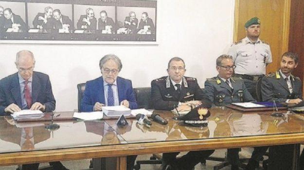appalti, mafia, operazione Pandora, Caltanissetta, Cronaca