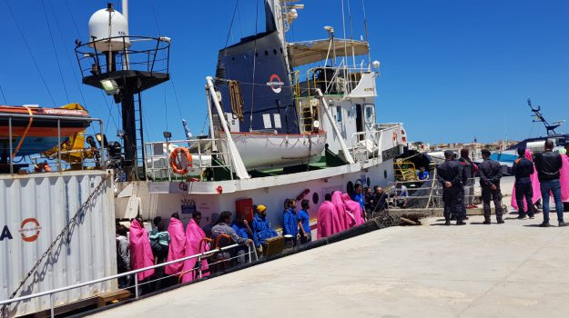 Mare Jonio, migranti, sequestro, Sicilia, Cronaca