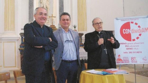 progetto Condividiamo, Domenico Mogavero, Francesco Fiorino, Trapani, Cronaca