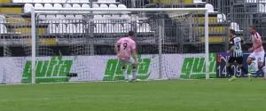Ascoli-Palermo 1-2, ci pensa Haas: i rosanero vincono e tornano a sperare