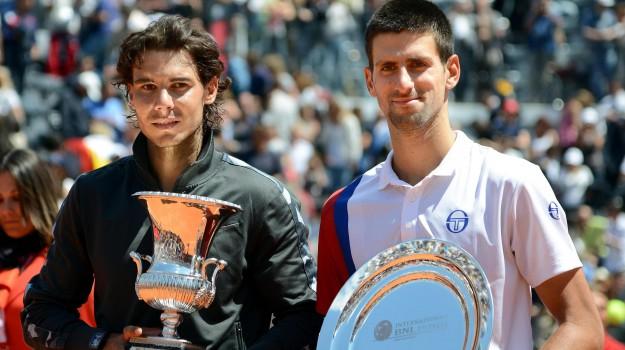 internazionali roma, Tennis, Rafael Nadal, Sicilia, Sport