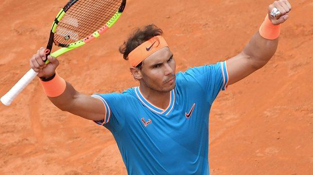 Roland Garros, Tennis, Sicilia, Sport