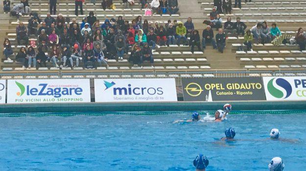 L'Ekipe Orizzonte Catania, pallanuoto, scudetto, Sicilia, Sport