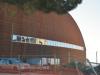Palasport di Agrigento, ultimi lavori per il completamento
