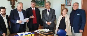Un progetto per gli anziani a Giarre, siglato accordo tra Lions Club e il Comune