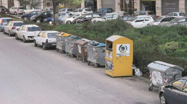 multe, raccolta differenziata, rifiuti, Caltanissetta, Cronaca