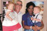 """Riesi, due gemelli dopo aver sconfitto il cancro: """"Salvata dagli angeli in camice"""""""