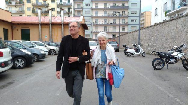 Istituto Vittorio Emanuele III, Professoressa sospesa, Rosa Maria Dell'Aria, Palermo, Cronaca