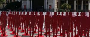 La manifestazione dell'1 maggio al Politeama sulle morti bianche