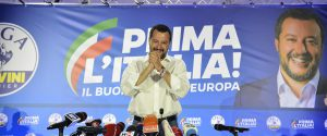 Europee, la Lega trionfa con 33,92%, il Pd secondo. In Sicilia vince M5s